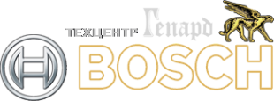 Логотип компании Гепард
