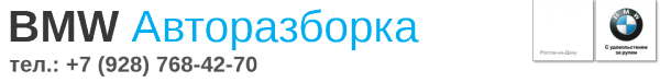 Логотип компании БМВ 161