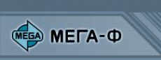 Логотип компании Мега-Ф ЦЕНТР