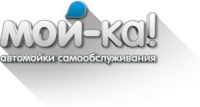 Логотип компании Мой-ка