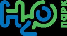 Логотип компании H2O