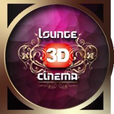 Логотип компании Lounge 3D Cinema
