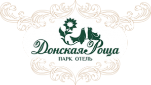 Логотип компании Донская роща