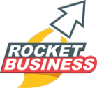 Логотип компании Rocket Business