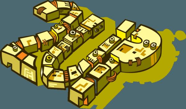 Логотип компании 2up