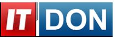 Логотип компании IT-DON