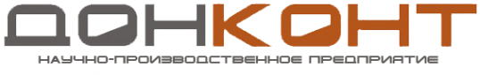 Логотип компании ДонКонт