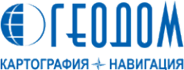 Логотип компании ГеоДом