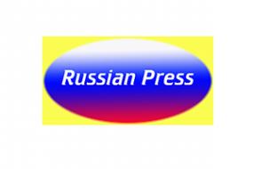 Логотип компании Russian Press