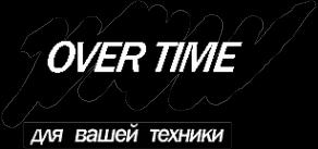 Логотип компании Over time