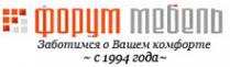 Логотип компании Форум-Мебель