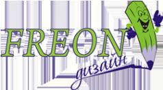 Логотип компании FREON-дизайн