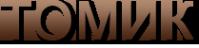 Логотип компании Томик