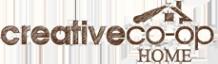 Логотип компании Creative co-op Home магазин дизайнерской мебели