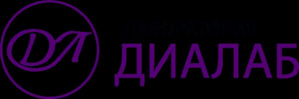 Логотип компании ДиаЛаб