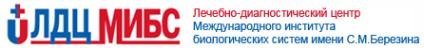 Логотип компании Лечебно-диагностический центр Международного института биологических систем-Ростов-на-Дону