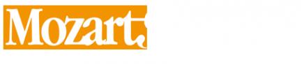 Логотип компании Mozart Art House