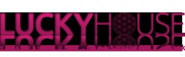 Логотип компании Лаки Хаус