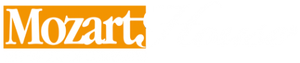 Логотип компании Mozart House