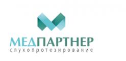 Логотип компании Медпартнер