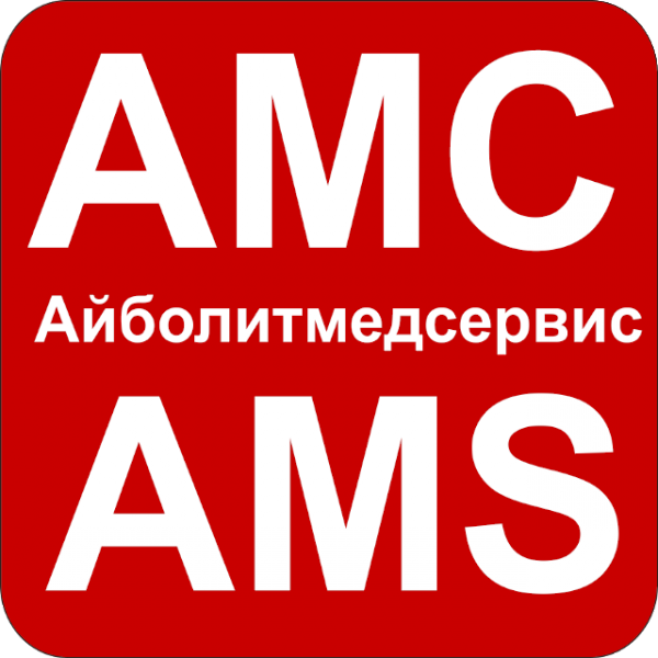 Логотип компании Айболитмедсервис