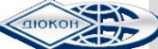 Логотип компании Дюкон