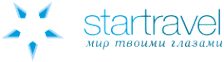 Логотип компании Star Travel