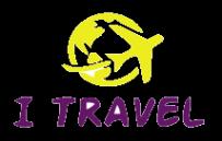Логотип компании I TRAVEL