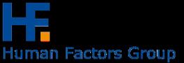 Логотип компании Human Factors Group