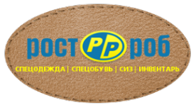 Логотип компании РостРоб