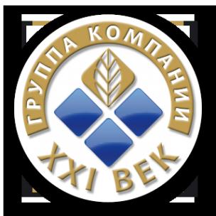 Логотип компании XXI век
