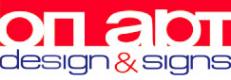 Логотип компании Оп-Арт