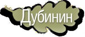 Логотип компании Дубинин