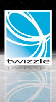 Логотип компании Twizzle