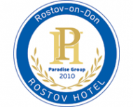 Логотип компании Парадис