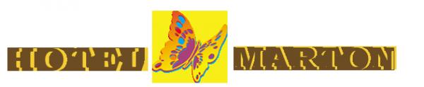 Логотип компании Marton