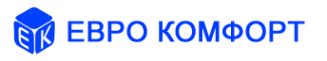 Логотип компании ЕвроКомфорт