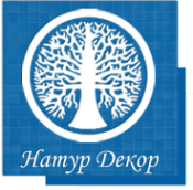 Логотип компании НатурДекор