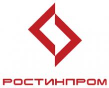 Логотип компании РостИнпром