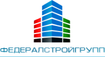 Логотип компании ФедералСтройГрупп