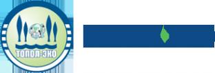 Логотип компании ТОПОЛ-ЭКО