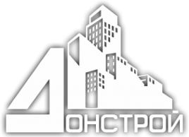 Логотип компании Донстрой