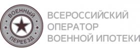 Логотип компании Военный переезд
