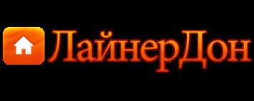 Логотип компании ЛайнерДон-недвижимость