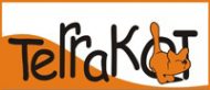 Логотип компании TerraКот