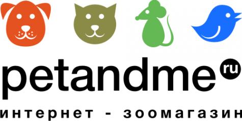 Логотип компании Petandme.ru