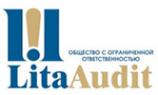 Логотип компании ЛИТА-Аудит