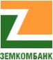 Логотип компании ЗЕМКОМБАНК