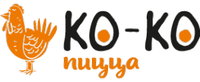 Логотип компании Ко-Ко Пицца