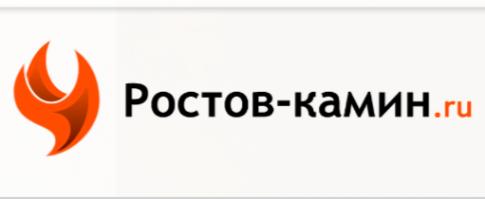Логотип компании Ростов-Камин